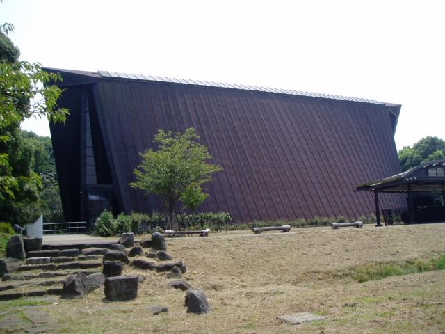 Daigo Fukuryu-maru Exhibition Hall external view