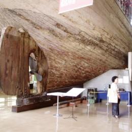 Boat of the Daigo Fukuryu-maru Exhibit