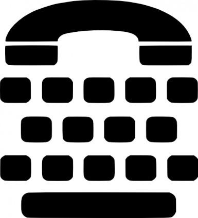 TTY icon