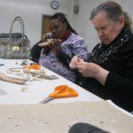 women doing crafts