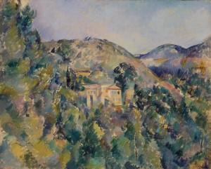 13 Cezanne St.Joseph landscape