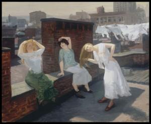3 Sloan_Women DryingHair